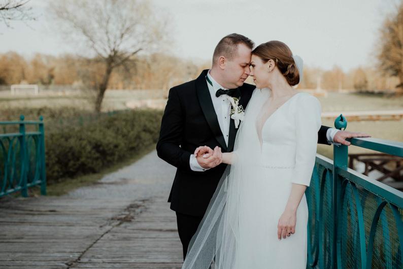 mini plener ślubny